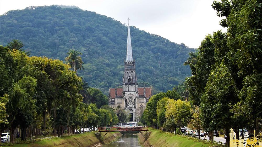 Catedral de San Pedro de Alcántara, Petrópolis (Brasil)