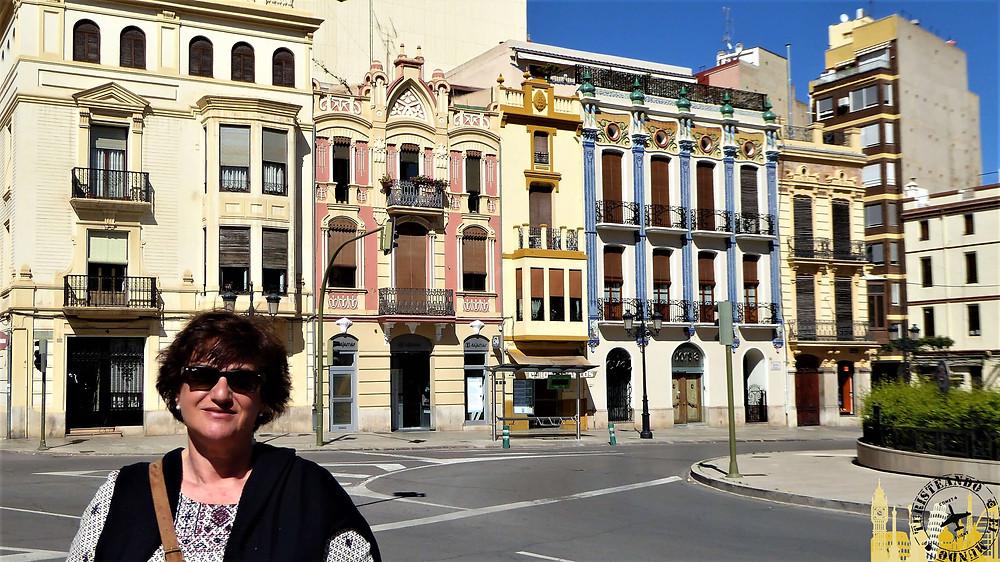 Plaza de la Independencia,Castellón de la Plana
