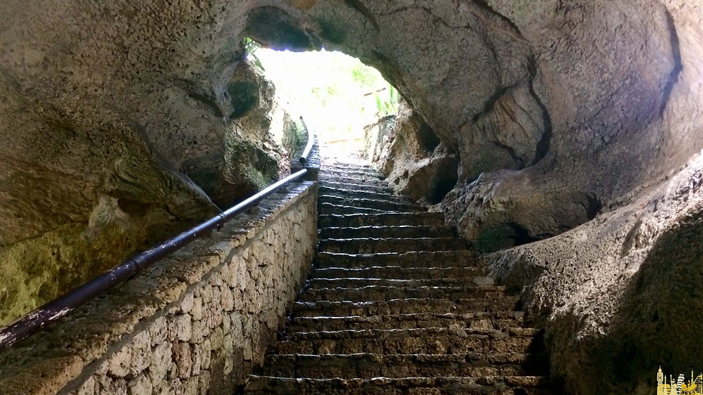 Cueva de Los Tres Ojos. Santo Domingo (Rep. Dominicana)