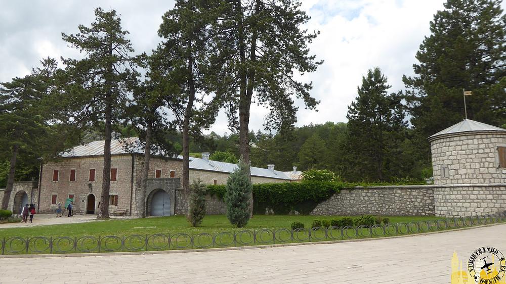 Palacio-Museo de Pedro II. Cetiña