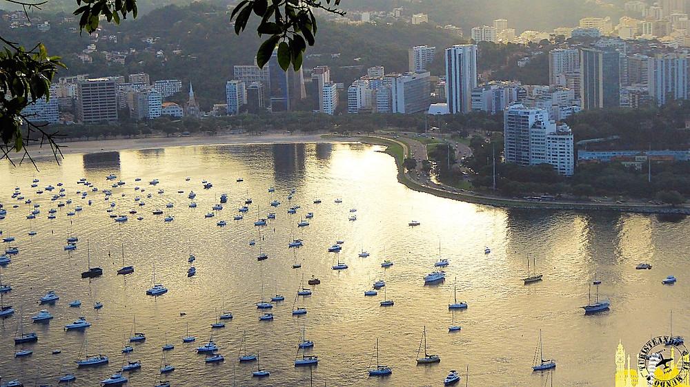 Playa Botafogo. Río de Janeiro (Brasil)