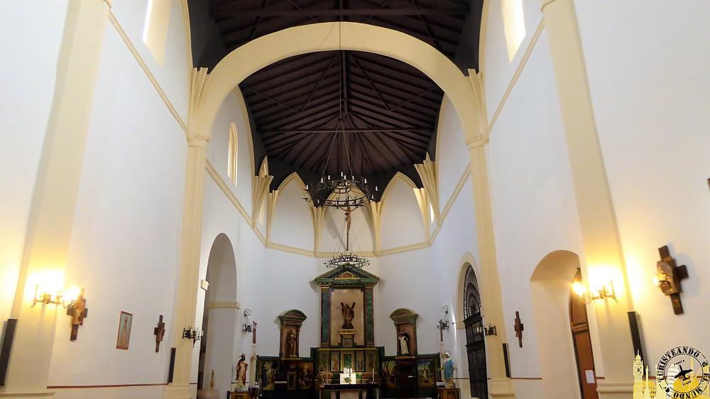 Iglesia de San Andrés Apóstol. Villarejo de Salvanés (Madrid)