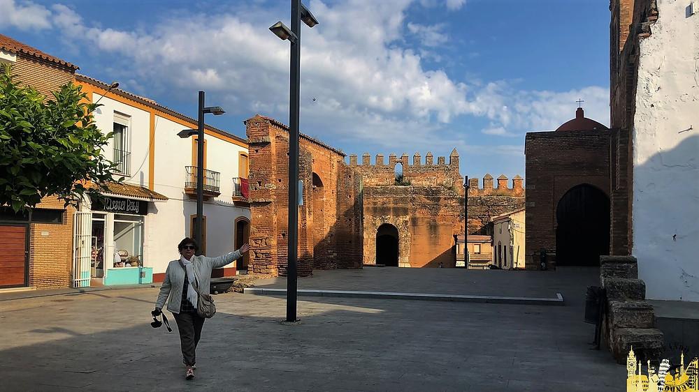 Iglesia de San Martín. Niebla (Huelva). Andalucía