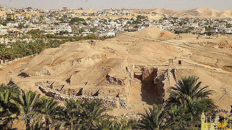 Jericó (Palestina). Tell al-Sultan