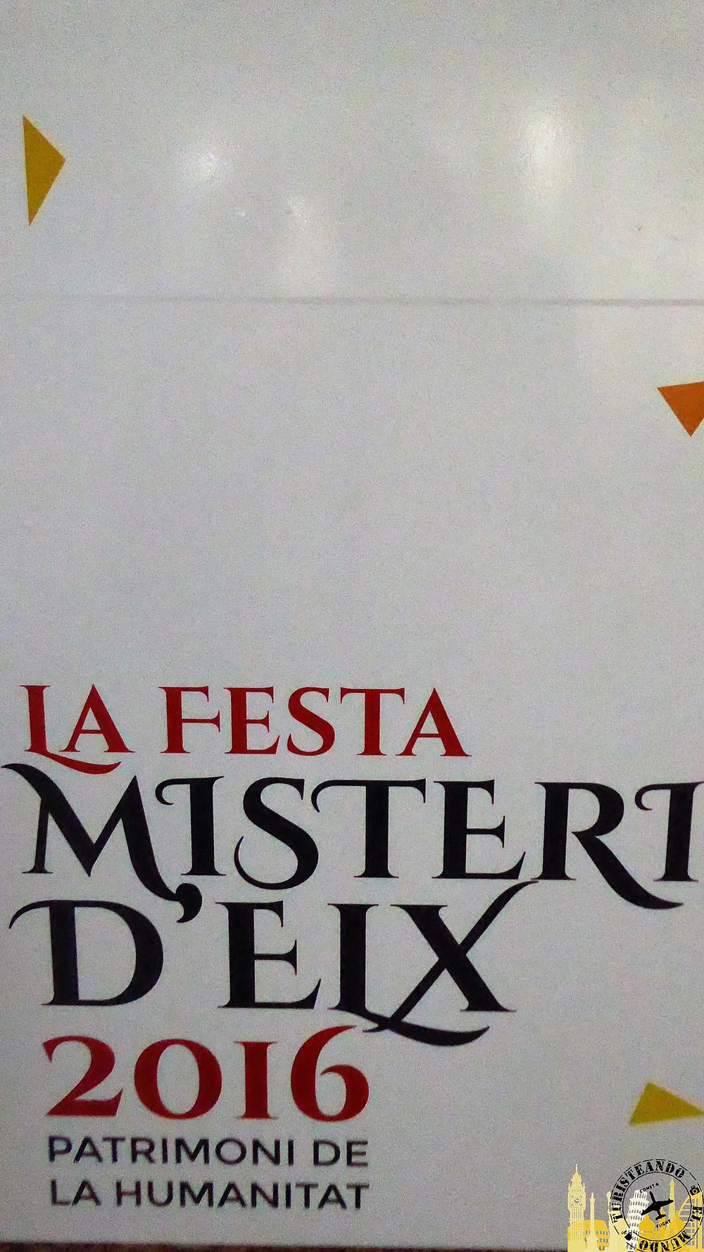 """Misterio de Elche (""""Misteri d´Élx"""")"""