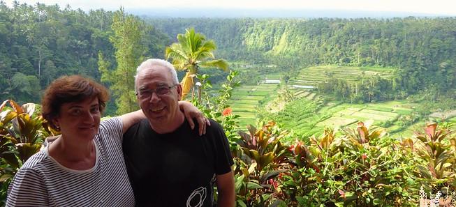 Arrozales de RENDANG (Bali)