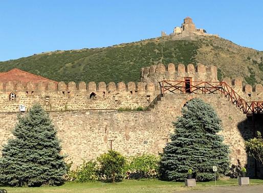 Mtskheta (Unesco), la antigua capital de Georgia
