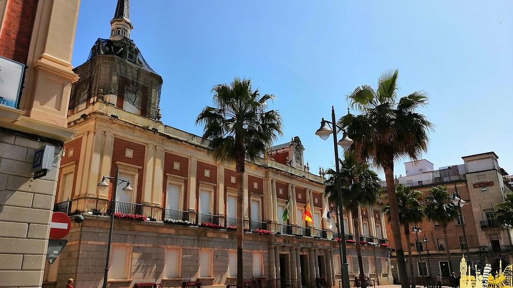 Ayuntamiento de Huelva (Andalucía). España