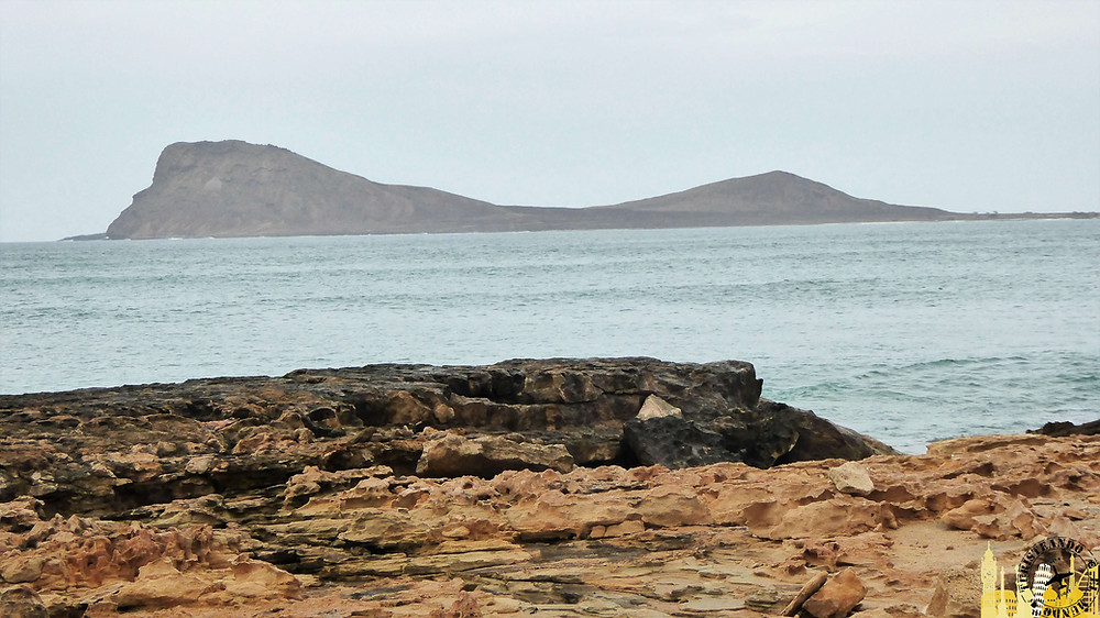 Isla de la Sal (Cabo Verde). Monte Leao