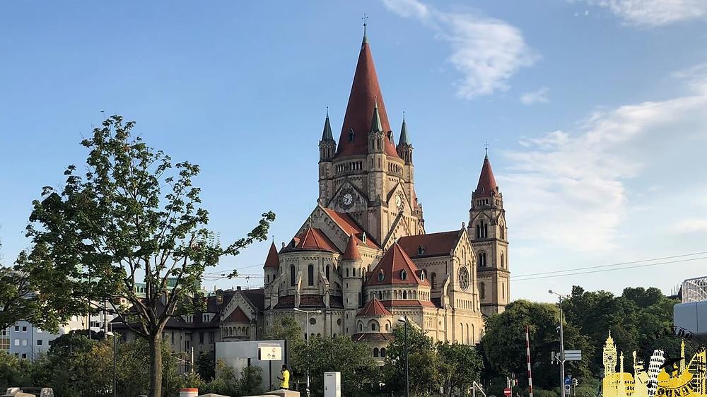 Iglesia de San Francisco de Asís (Viena)