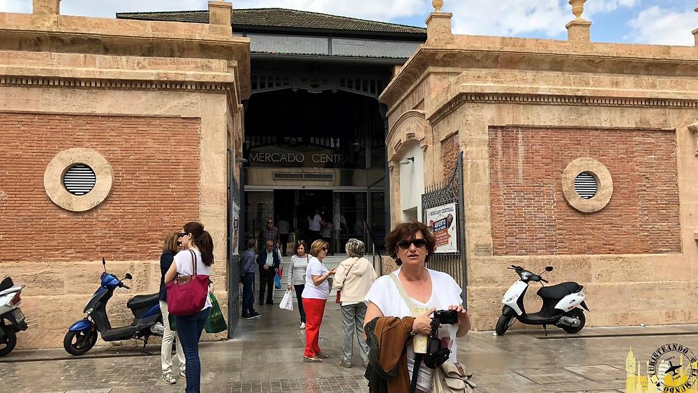 Mercado Central. Almería (España)