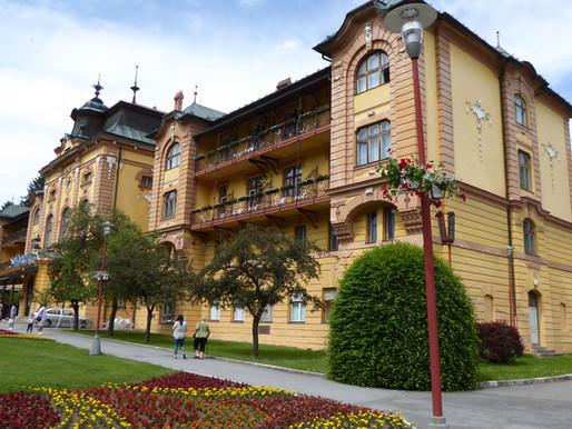 Bardejov y el Spa de los emperadores (Eslovaquia)