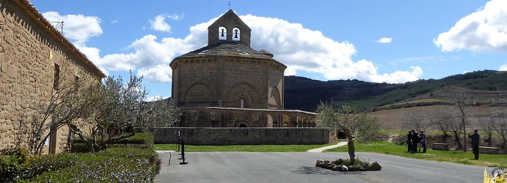 Sta. María de Eunate (Navarra)