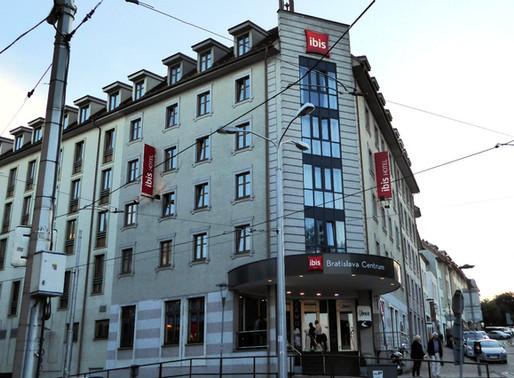 El centro histórico de Bratislava (Eslovaquia)