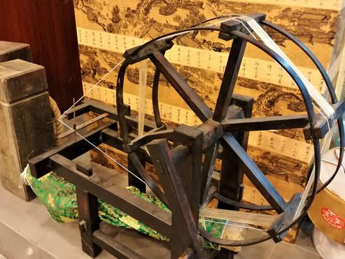La sericultura y la artesanía de la seda (Unesco). China
