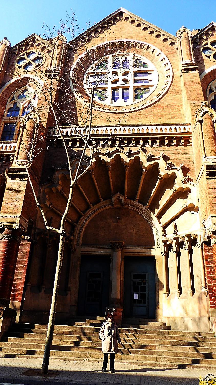 Hospital Modernista San Pau, Barcelona