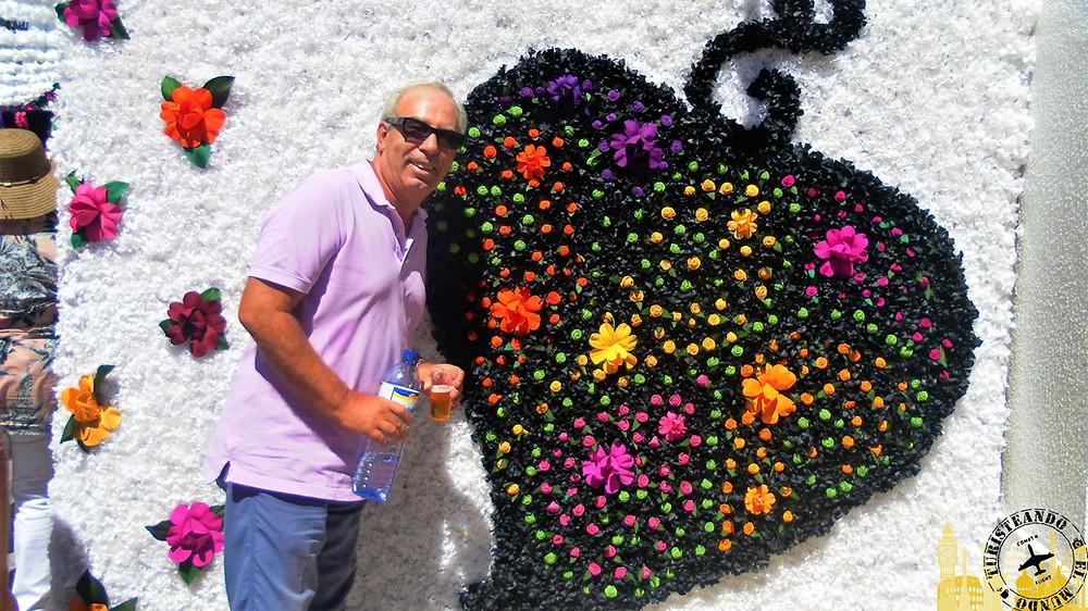 Campo Maior. Portugal (Fiesta de las Flores)