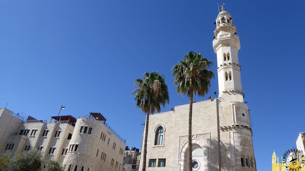 Mezquita de Omar. Belén (Palestina)