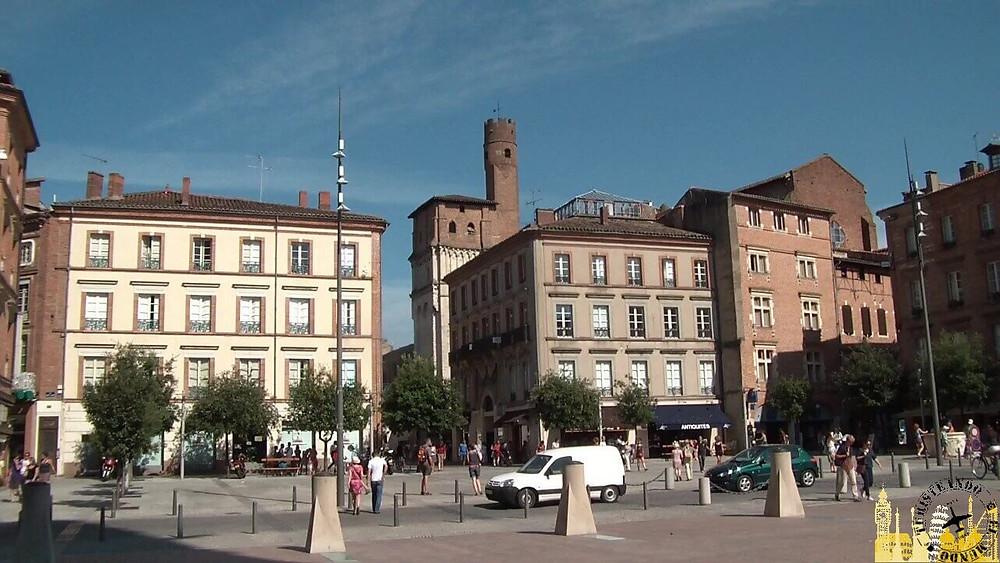 Plaza de Santa Cecilia (Albí)