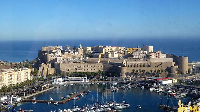 Viaje a Melilla