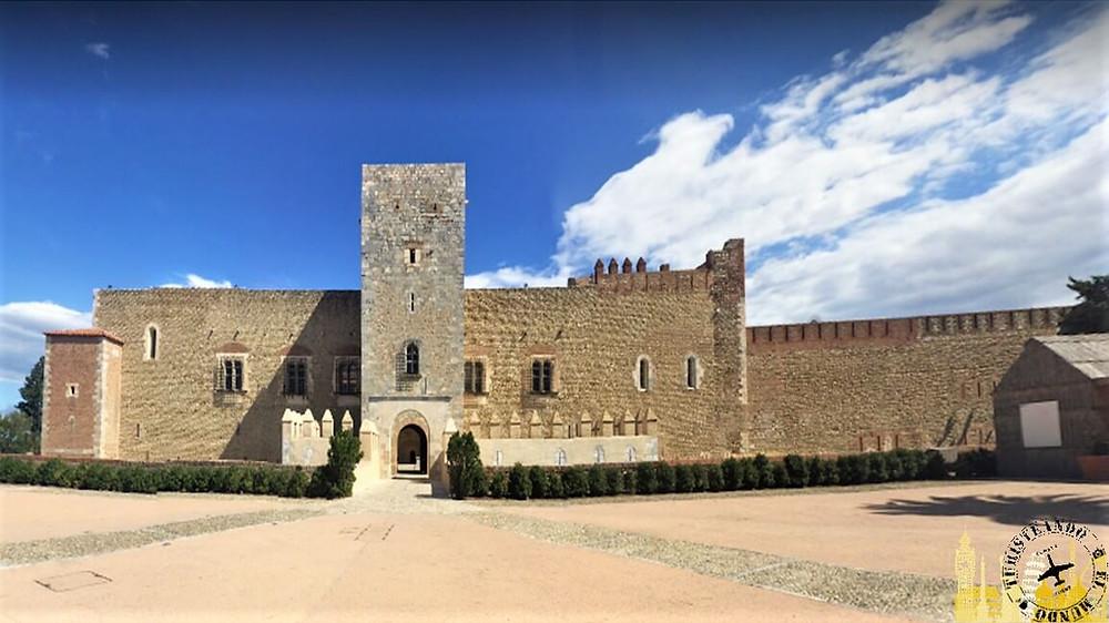 Palacio Reyes de Mallorca. Perpignan (Francia)