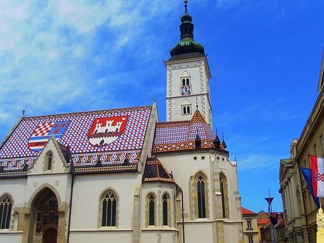 Zagreb, la sorprendente capital de Croacia.