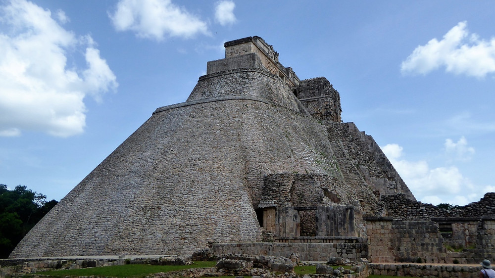 Ruinas Mayas Uxmal (Yucatán-México)