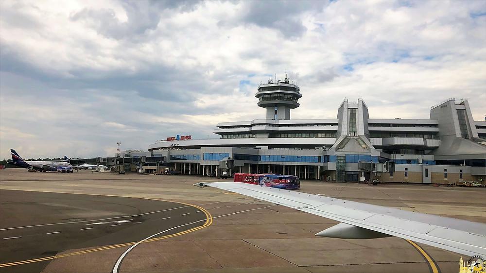 Aeropuerto internacional de Minsk