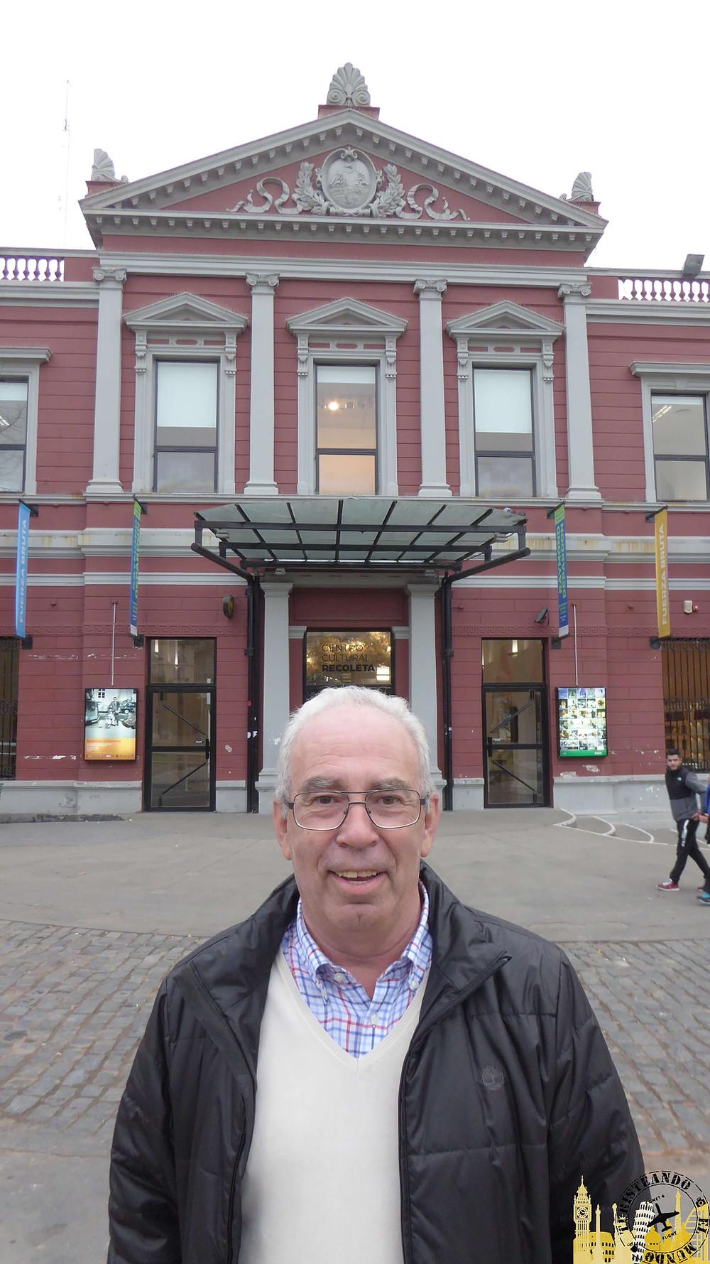 Centro Cultural de la Recoleta, Buenos Aires (Argentina)