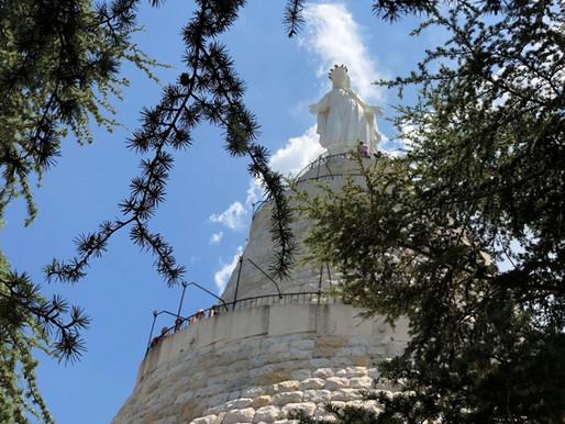 Harissa: la Virgen de los libaneses.
