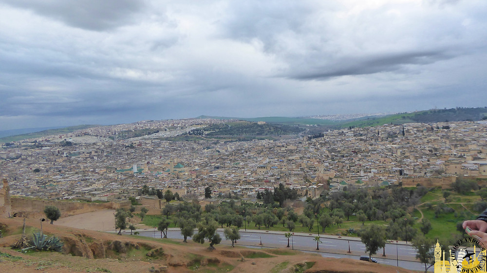 Tumbas Merinides, Fez (Marruecos)