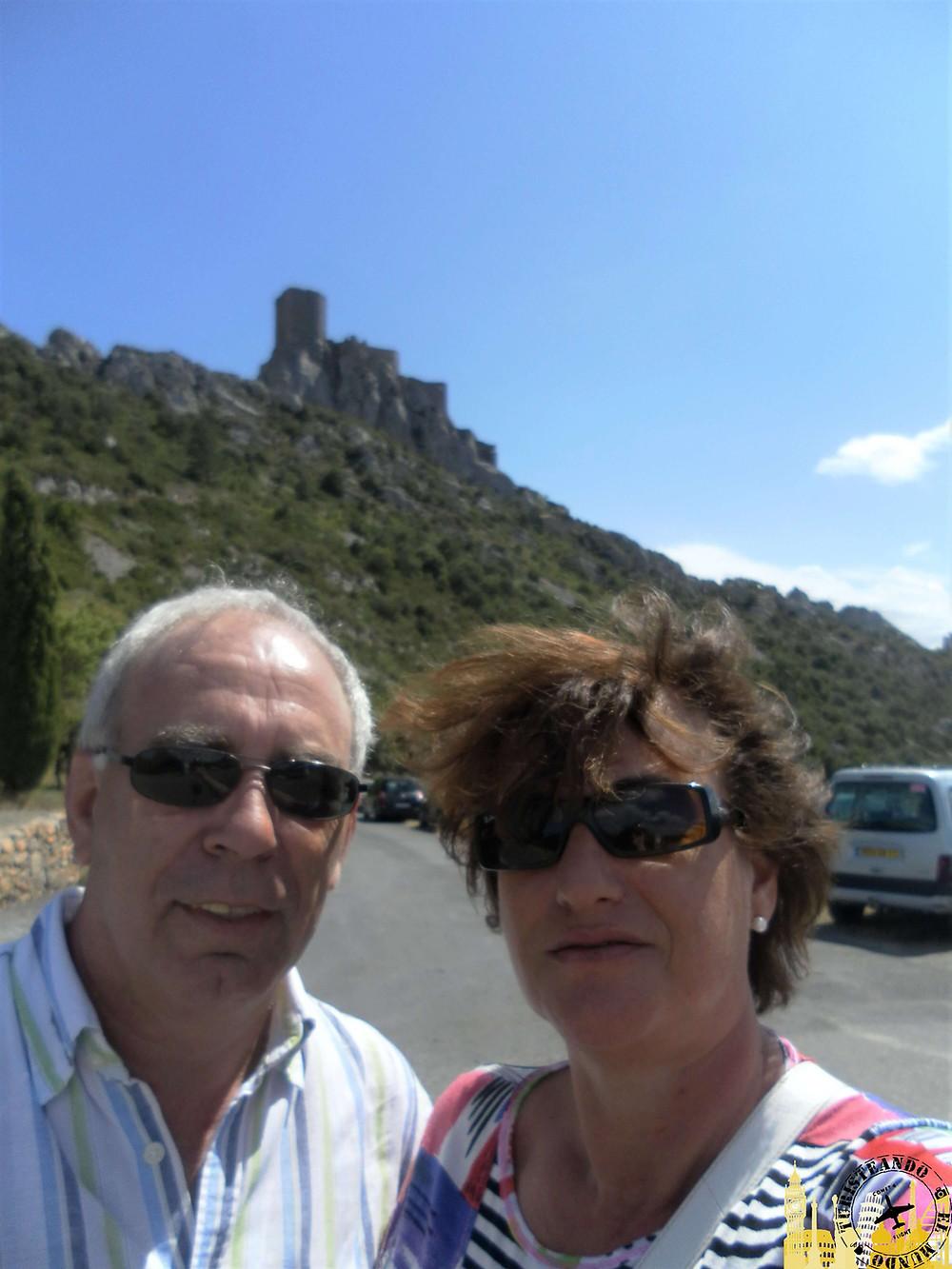 Castillo de Queribús (Francia)