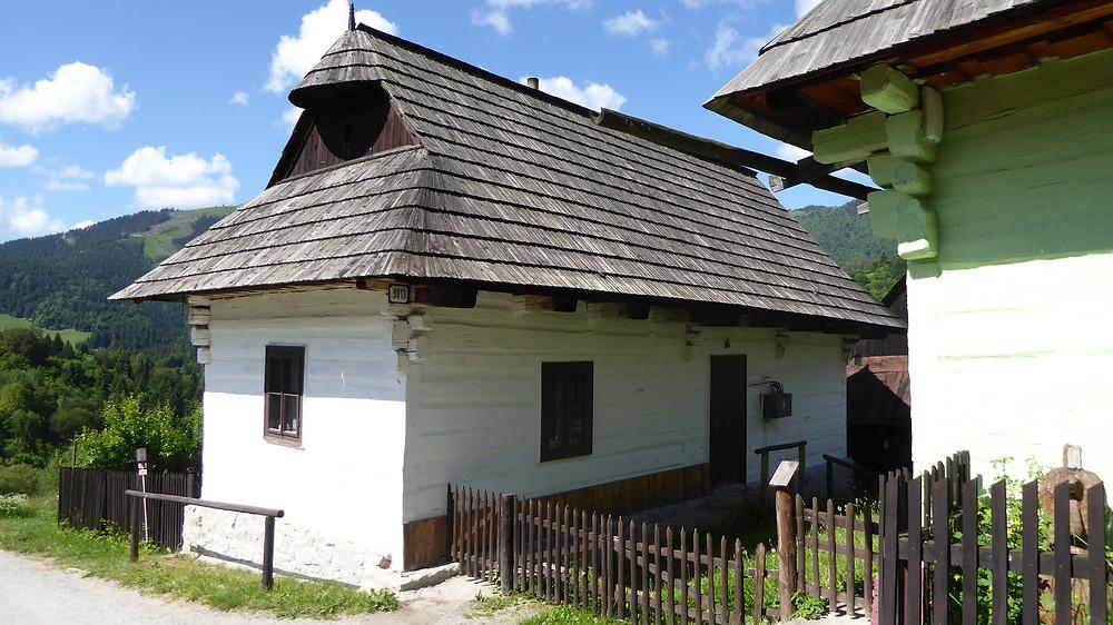Vlkolínec (Eslovaquia)