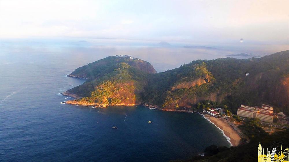 Playa Vermelha. Río de Janeiro (Brasil)