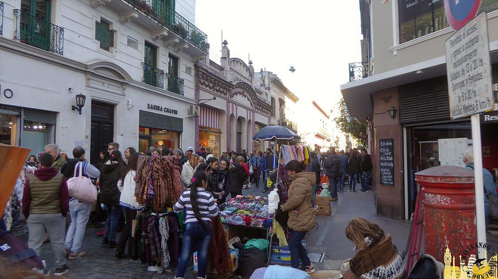 Mercado de San Telmo, Buenos Aires (Argentina)