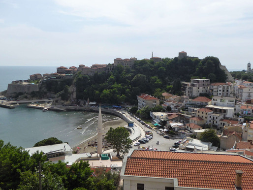 Ulcinj, ciudad entre dos culturas en la costa adriática de Montenegro ¿Y... Cervantes en ella?