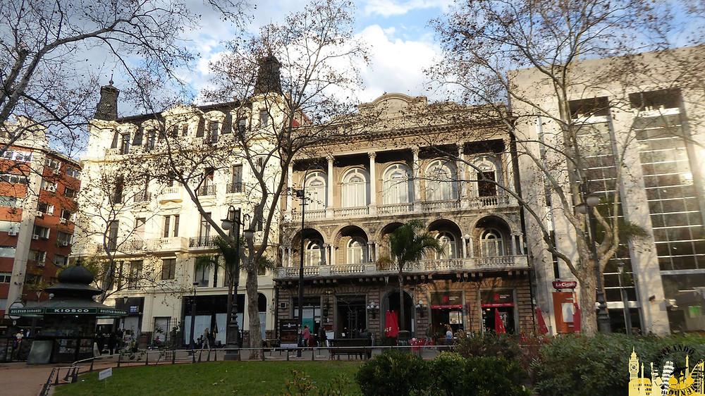 Plaza Constitución. Montevideo (Uruguay)