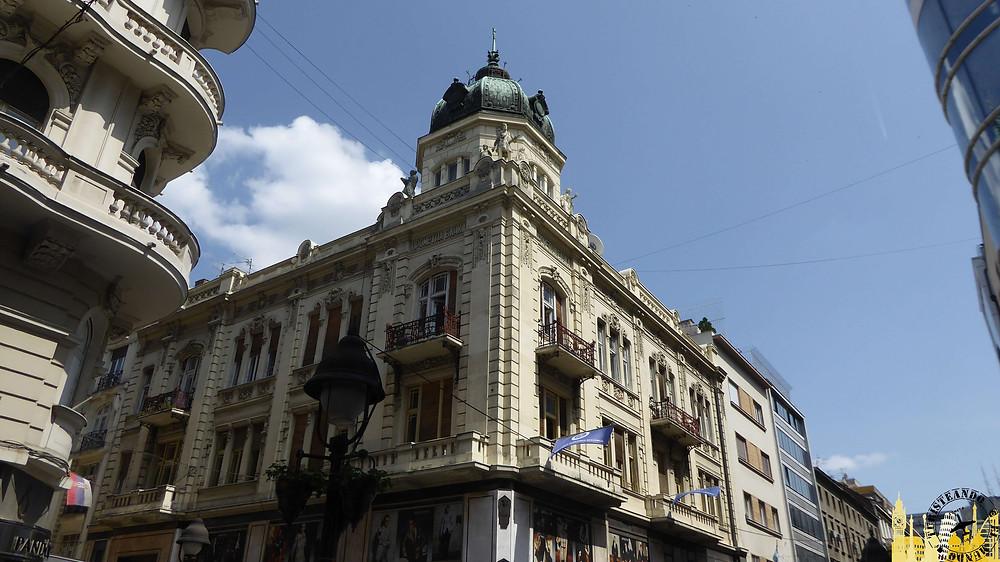 Calle Knez Mihailova. Belgrado