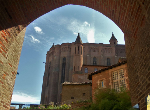 La sorprendente ciudad de Albí (Unesco). Francia