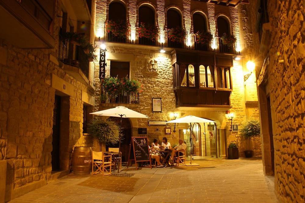 Hotel Merindad de Olite (Navarra)
