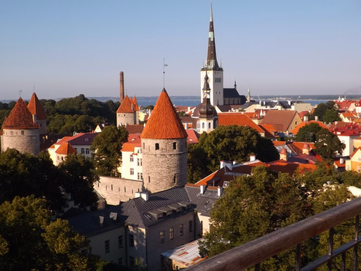 Ruta del Ámbar. Tallín y su Patrimonio UNESCO (Estonia).
