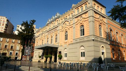 Murcia, tres en uno. La provincia (Cartagena). España