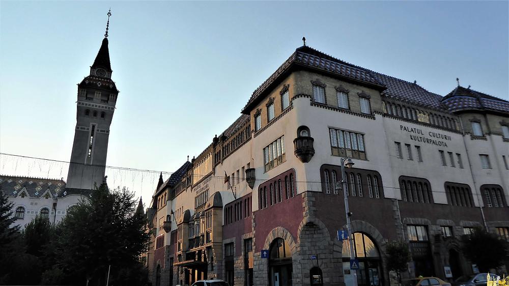 Palacio de Cultura, Targu Mures (Rumanía)