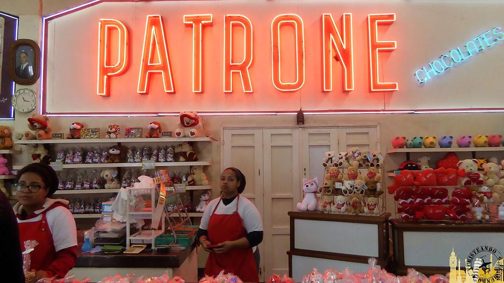 Chocolates Patrone, Petrópolis (Brasil)