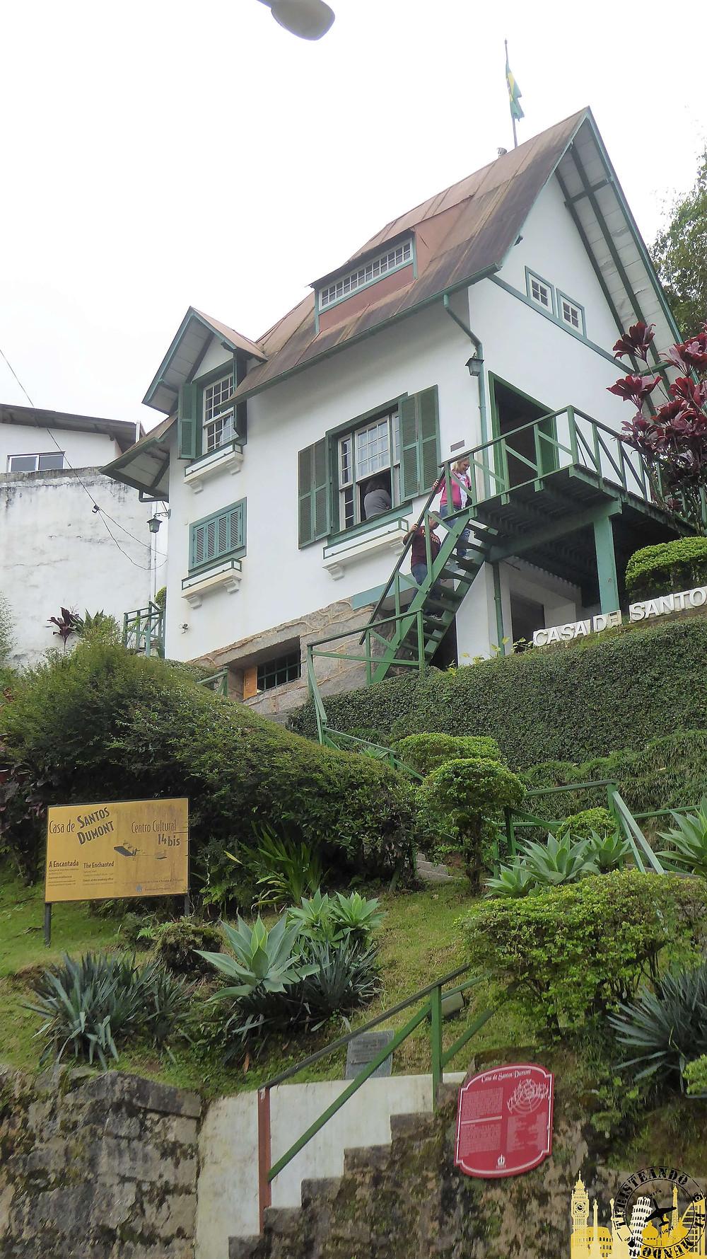 Museo Santos Dumont, Petrópolis (Brasil)