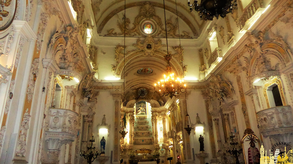 Iglesia Nuestra Señora del Carmen. Río de Janeiro (Brasil)