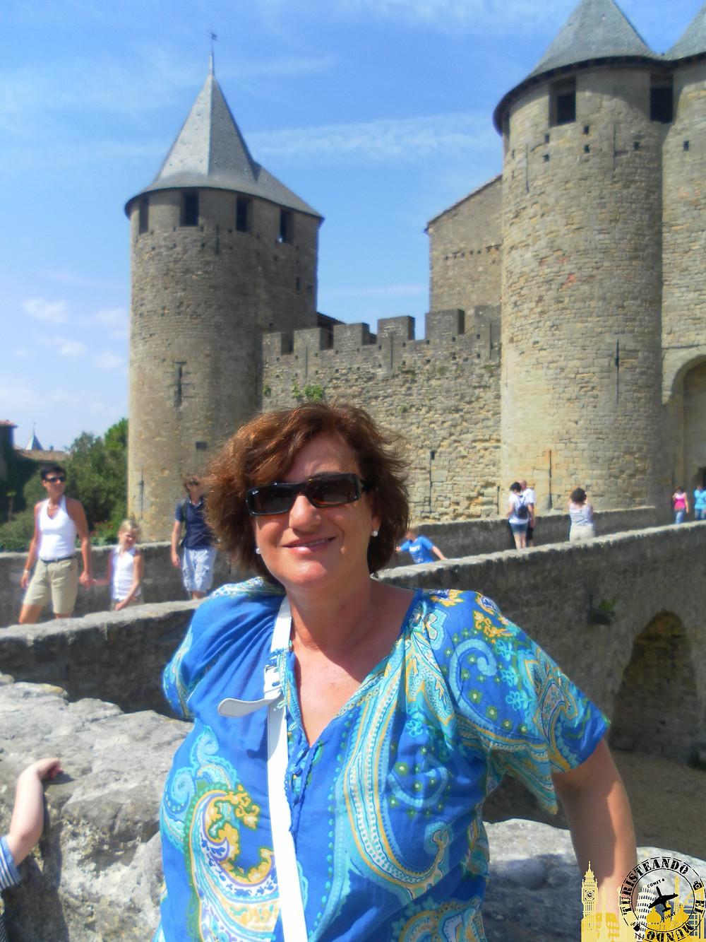 Chateau Comtal. Ciudadela medieval de Carcassonne