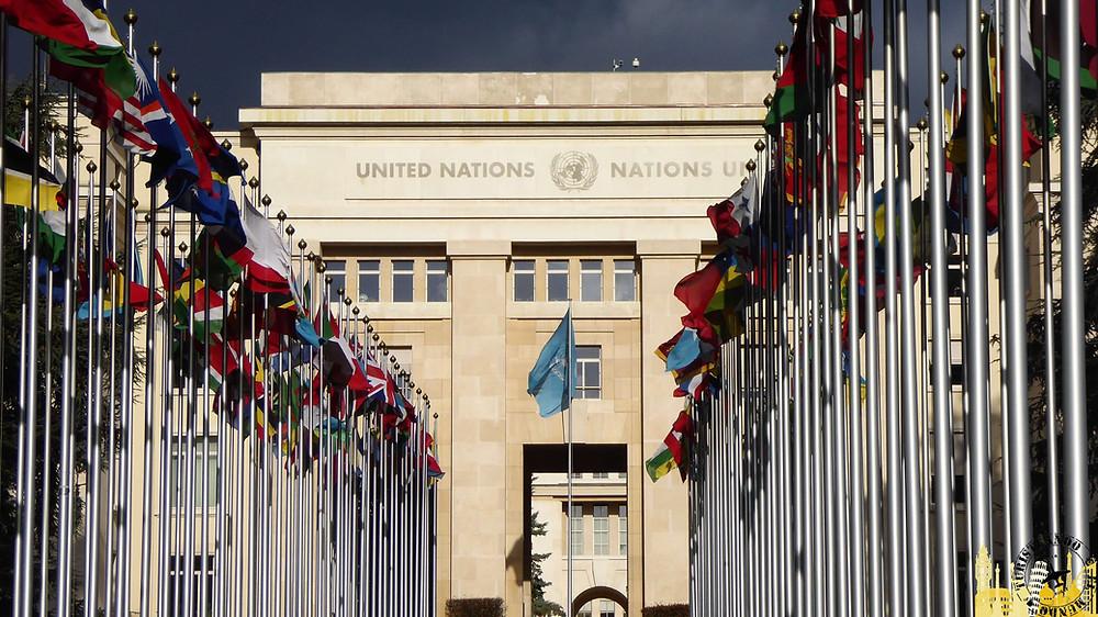 Naciones Unidas, Ginebra (Suiza)