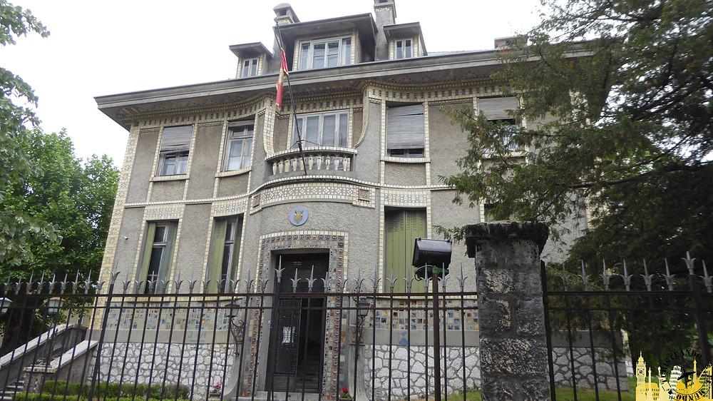 Cetiña. Montenegro