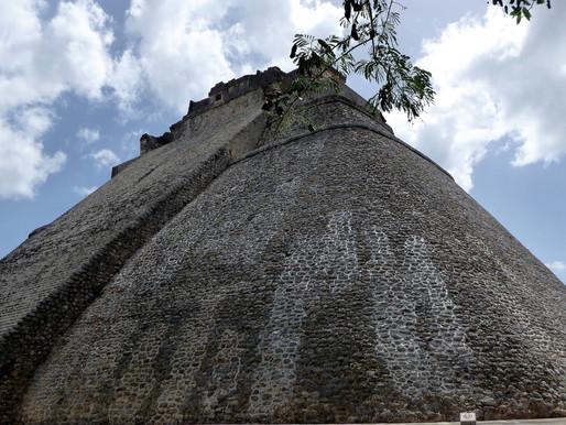 Uxmal, la ciudad maya construida tres veces (UNESCO). México
